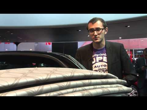 Citroen DS3 Cabriolet - Paris Motor Show 2012