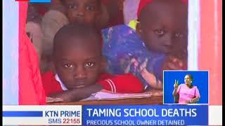 Precious Talent school licence revoked following death of 8 pupils