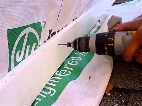 PVC Trim installation using Cortex