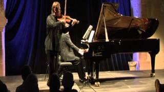 Ludwig van Beethoven : Sonate pour violon et piano n° 10 en Sol majeur Op. 96