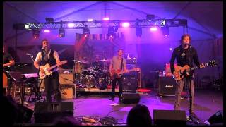 Bank Robber - The Spanish Bombs featuring Chuck Prophet and Chris von Sneidern at HSMF 2011