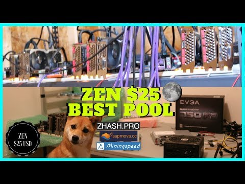 What ZenCash Mining Pool for Most Profits after HUGE Zen Price Increase?