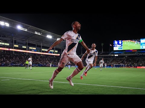 GOAL: Ashley Cole with the moves to put LA Galaxy ahead against Colorado Rapids | Aug. 14, 2018