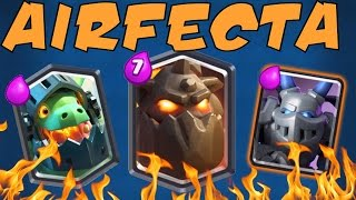 Clash Royale : AIRFECTA = NEW Strongest Deck in the Game?!