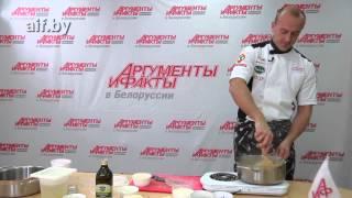 Как готовить ризотто: мастер-класс пресс-центра