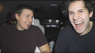 David Dobrik Vlogs Best Moments - September 2018