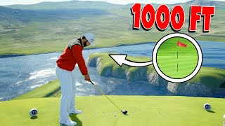 The HIGHEST Hole in GOLF! PGA Tour 2K21