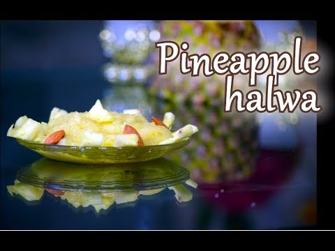 Pineapple Halwa | अनानास का हलवा | Indian recipe | mithai | sweets