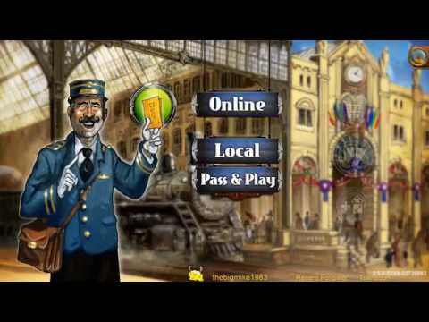 Board Game Tutorial: Learn How (Not) To Play Ticket To Ride