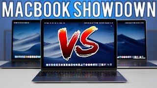 Ultimate MacBook Showdown: MacBook Pro vs MacBook Air vs MacBook