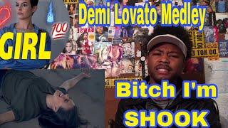 Cimorelli -  Demi Lovato Melody | Reaction