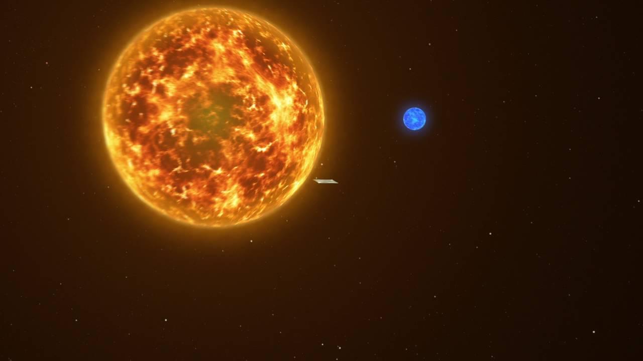 Межзвездные путешествия будут возможны раньше, чем вы думаете