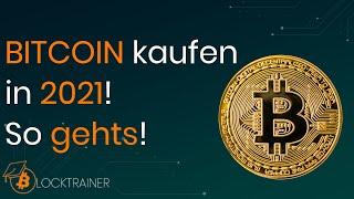 Wie viel Bitcoin sollte ich im Jahr 2021 kaufen?