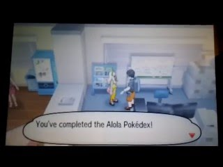how to get the shiny charm in ultra sun and moon without completing