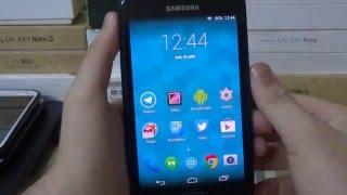 طريقة تغيير اشكال الازرار الخاصة بجهازك الاندرويد الي شكل ازرار Android L