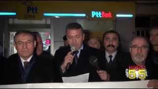 SAMSUN KESK ÜYELERİNDEN FAX ÇEKME EYLEMİ...