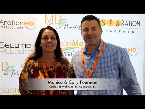 Monica & Cary Fourman - Circles of Wellness