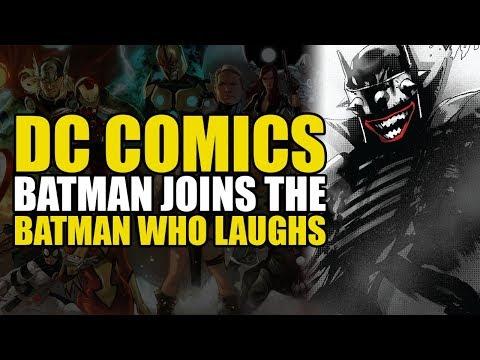 Batman Joins Batman Who Laughs (Batman Who Laughs Part 5)