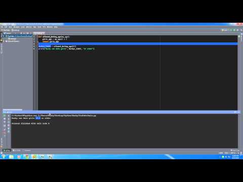 Python Programming Tutorial – 13 – Return Values