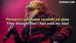 Trippie Redd   Diamond Minds (Lyrics & Español) Ft. Tory Lanez, Elliott Trent
