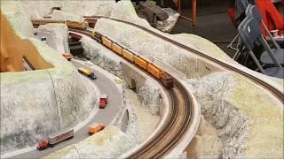 Wigan Model Railway Exhibition 2017 Part 3