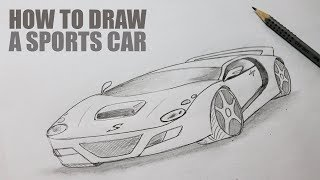Car Drawing Tutorial Easy 免费在线视频最佳电影电视节目 Viveos Net