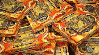 Mandibuzz  - (Pokémon) - $900 (36 boxes!) worth of Arcanine Break Evolution boxes!  - Pokemon TCG opening