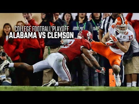 Alabama vs Clemson, Part 3: Breaking down the CFP committee's decision