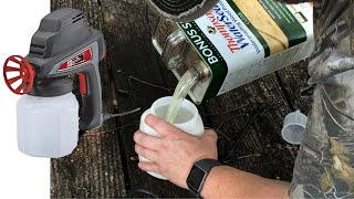 How To Open Thompson S Water Seal