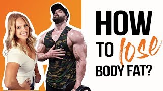The Fastest And Easiest Way To Lose Fat And Get Lean - Bradley Martyn