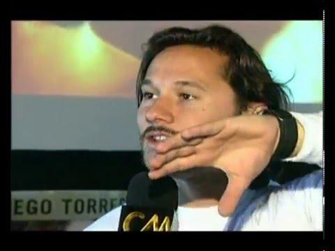 Diego Torres video Presentación Tal cuál es - 1999