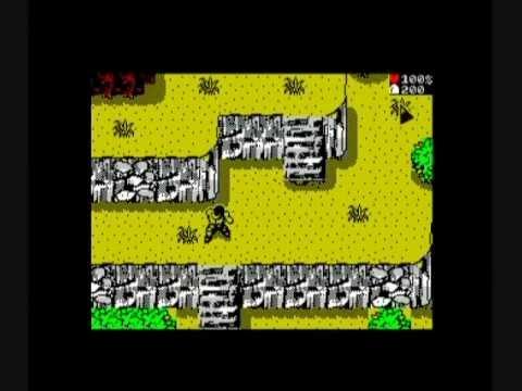 Top 10 ZX Spectrum Homebrews of 2012