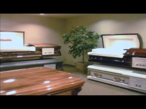 Funeral home markups and upselling: Hidden camera investigation (2017) A look into the sales pitch of Death Inc. [22:26]