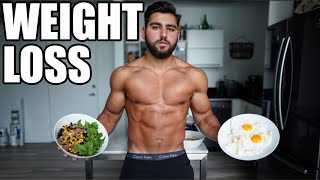 How to Meal Prep 1,500 Calories in 15 Minutes | Meal Prep For Weight Loss