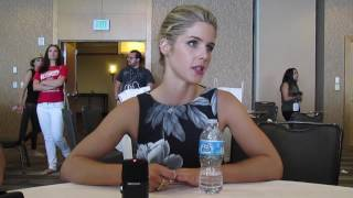 "Сериал ""Стрела"", Emily Bett Rickards for Arrow at SDCC 2016"