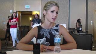 """Сериал """"Стрела"""", Emily Bett Rickards for Arrow at SDCC 2016"""