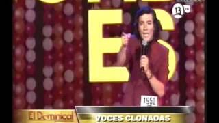 Voces clonadas: imitadores reviven a famosos cantantes en el escenario