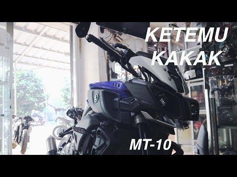 First Impression Yamaha MT-10 #motovlog Indonesia