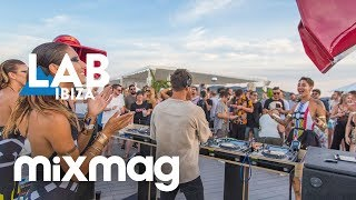 HOT SINCE 82 sunset mix in The Lab IBZ