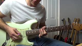 Jimi Hendrix Izabella Guitar Lesson Bite Sized Blues