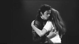 Michael Jackson in Bremen. ( Sub Ita)