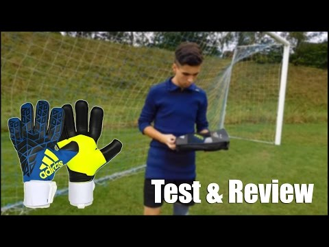 ADIDAS ACE TRANS PRO Iker Casillas Edition – Test & Review