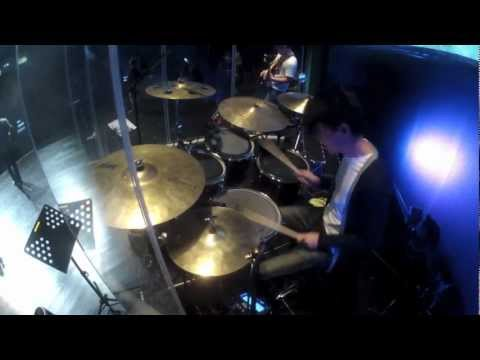 "Lincoln Brewster ""Salvation Is Here"" Drum Cover HD"