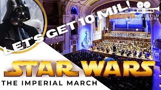 Prague Film Orchestra: Star Wars - Imperial March (LIVE - 29.11.2010)