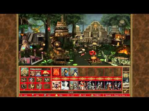 Майнкрафт герои меча и магии 5