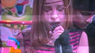 Belinda en el show de Bely y Beto 2003
