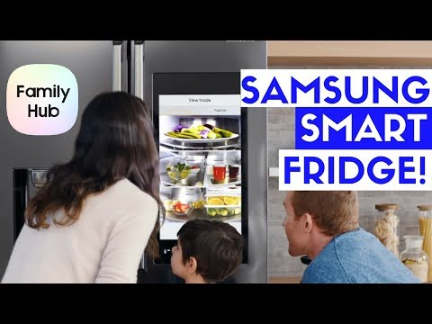 Samsung Family Hub 2.0 Smart Refrigerator Review