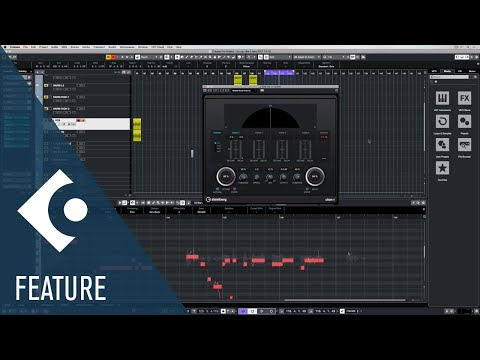 Cloner | Effects and Plug-ins Included in Cubase