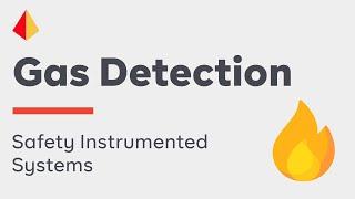Detección de gas y sistemas instrumentados de seguridad
