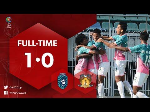 Янгон Юнайтед - Хёган Юнайтед 1:0. Видеообзор матча 10.03.2020. Видео голов и опасных моментов игры